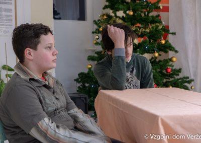 Novoletna zabava - vzgojni dom Veržej 04
