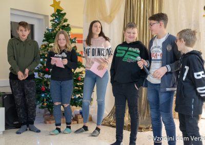Novoletna zabava - vzgojni dom Veržej 15